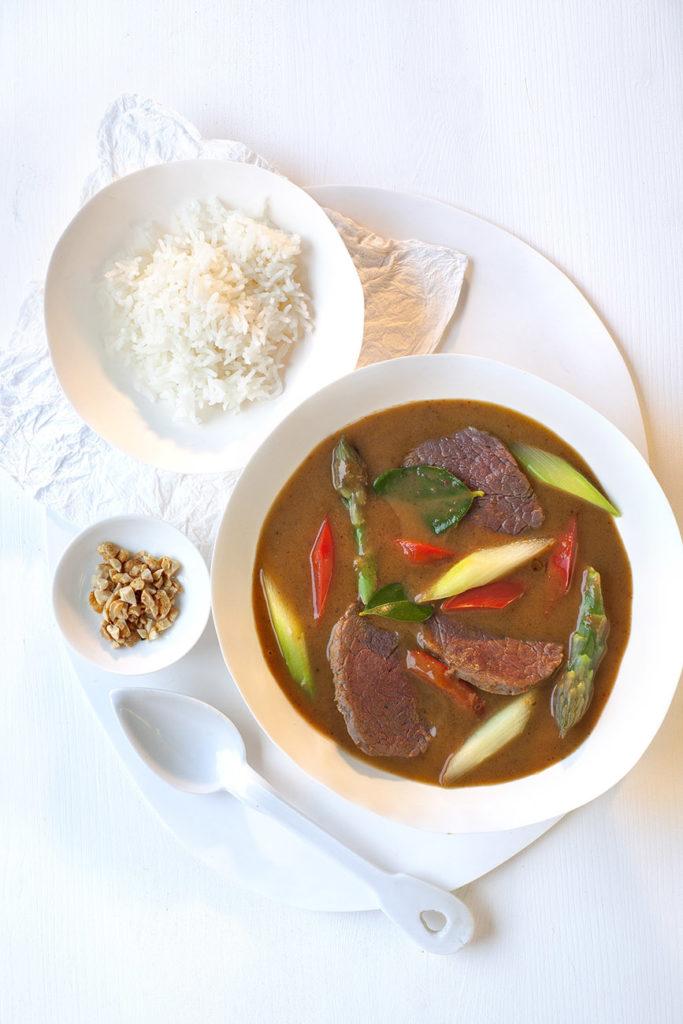 Rezept Thailändisches Rindfleisch